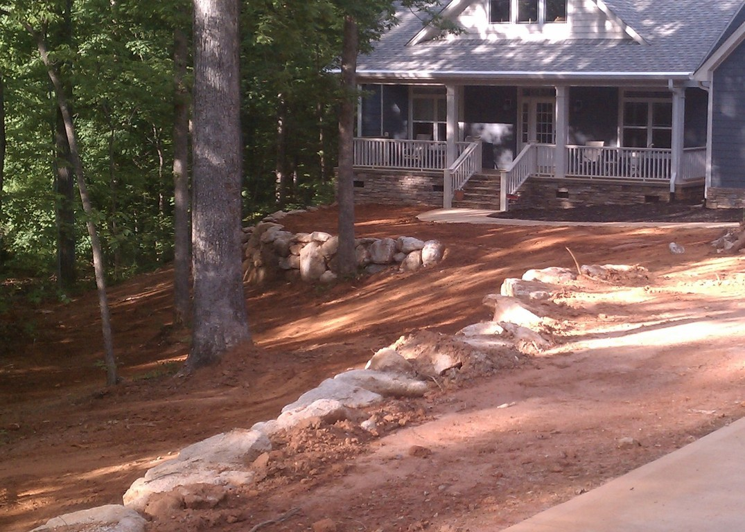 Landscape construction services in greenville sc for Landscape construction services
